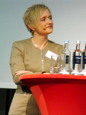 """Ellen Ehni hat mit dem """"Markencheck"""" frischen Wind in den Wirtschaftsjournalismus gebracht"""