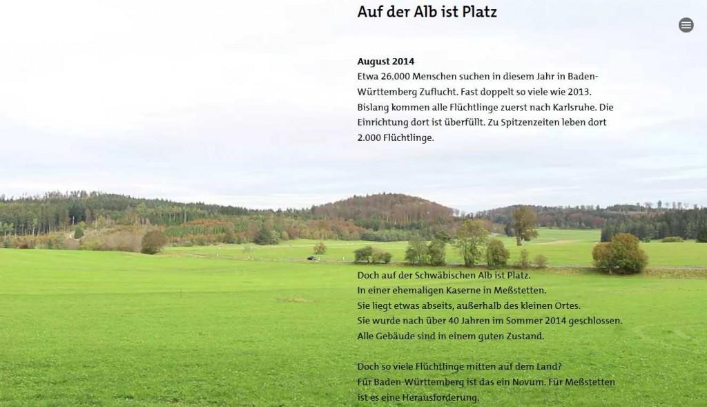 Und es bewegt sich doch: vermeintliches Standbild. http://multimedia.swr.de/asyl-suchende-fluechtlinge-in-kaserne-messstetten#505