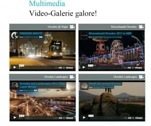 Racontr - Video-Galerie