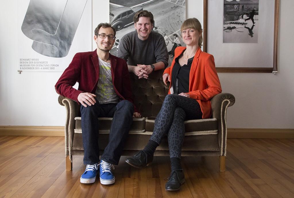 Der Kontext, Gründerteam