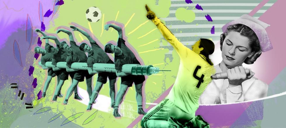 Dopingberichterstattung Fußball