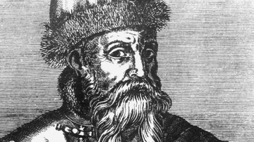 Der Meister der Druckkunst: Der Mainzer Johannes Gutenberg, (ehem. Henne Gensfleisch), dessen berühmter Name sich vom Hof zum Gutenberg in seiner Geburtsstadt Mainz ableitet.  Quelle: BR alpha